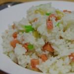 野山椒火腿炒饭