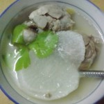 萝卜骨头汤