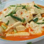 家常炒豆腐