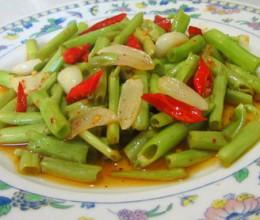 尖椒菜梗子
