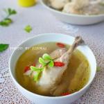 电锅炖鸡汤