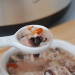 八爪鱼蘑菇粥#美的原生态AH煲#
