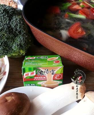 #家乐火锅节#鲜味火锅汤底
