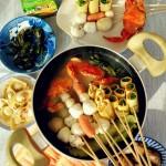 #家乐火锅节#鸡汤海鲜火锅