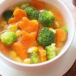 简单又快手,田园蔬菜汤
