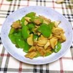 青椒杏鲍菇