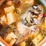 魚頭豆腐鍋