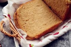 面包机版生姜红糖吐司