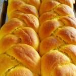 金瓜泥面包