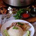 海南鸡饭#胆.敢不同,美的原生态AH煲#