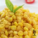 咸蛋黄炸玉米粒
