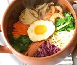 坤博砂锅韩式石锅拌饭