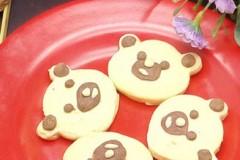 手工小熊饼干