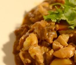 电饭煲料理 |咖喱鸡肉