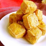 黄金炸豆腐