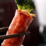 培根蔬菜卷