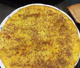玉米粉煎(烙)饼