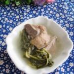 排骨煲魚腥草湯