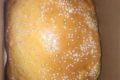 面包机版提子甜面包