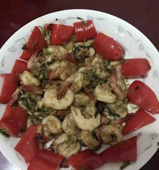 东南亚椒盐虾