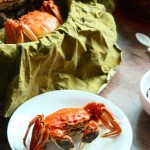 荷香清蒸蟹