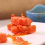 三文鱼面条 宝宝健康食谱