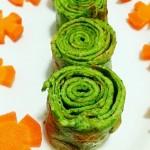 翡翠蔬菜卷