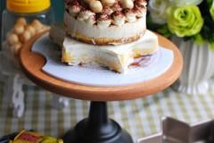 简裱双层芝士蛋糕
