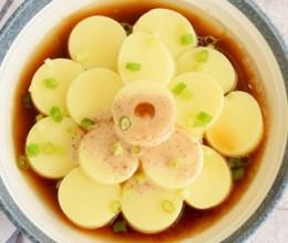 玉子豆腐沙拉