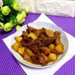 高压土豆烧牛肉