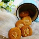 杏仁曲奇饼干