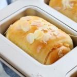 杏仁奶酥面包