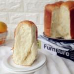 面包机版香橙面包