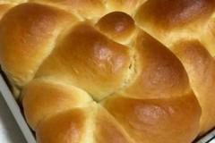 淡奶油老式面包