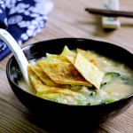 菠菜疙瘩湯