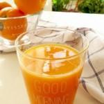 甜橙白梨汁