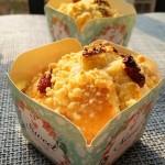 最简单的蛋糕——酥粒葡萄干麦芬