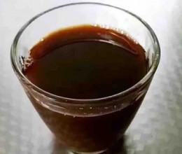 姜汁红糖水