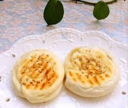 椒盐芝麻饼