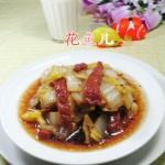 牛柳炒白菜