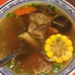 玉米棒骨汤