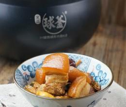 金针菜炖五花肉#苏泊尔第三季晋级赛#