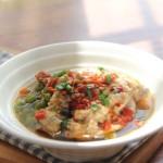 肉末蒸豌豆