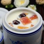 木瓜紅棗燉奶