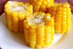 快手煮玉米