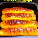 胡蘿卜排包