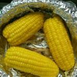 砂锅烤玉米