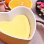 橙子蒸蛋羹 宝宝健康食谱