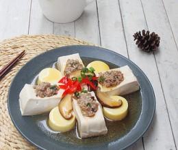 鲜味百花豆腐