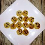 QQ表情饼干